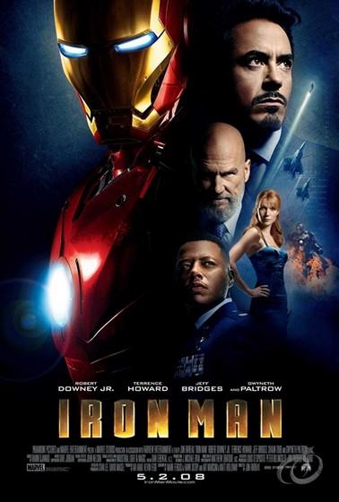 Poster ຂອງ IRON MAN